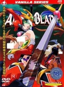 Angel Blade: Cut Scene постер